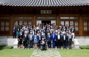 국회예산정책처, 제10회 OECD 독립재정기구 회의 개회식 개최