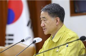 """박능후 복지장관 """"코로나, 경제·종교·정파 안 가려…방역당국 신뢰해야"""""""